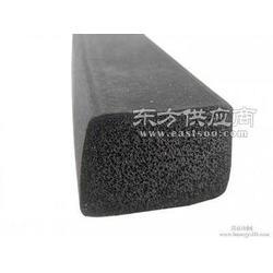供应耐高低温三元乙丙橡胶发泡海绵条图片