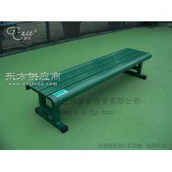 网球场铝合金休息椅无靠背AY-009图片