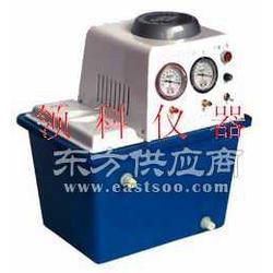 台式循环水真空泵SHZ-DIII双表双抽图片
