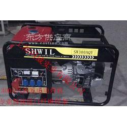 350A汽油发电电焊机 单三相汽油发电电焊机图片