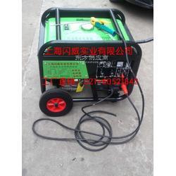 190A汽油发电电焊机技术售价图片