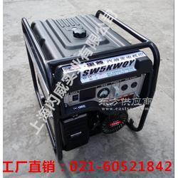 6kw汽油发电机 三相功率汽油发电机图片