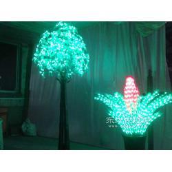 装饰花树灯 艺术品发财树灯 装饰景观树灯图片