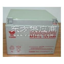 汤浅蓄电池 汤浅NP24-12蓄电池 汤浅蓄电池连接方法图片