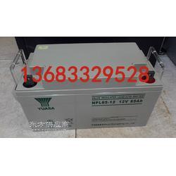 汤浅NPL65-12蓄电池电瓶 12V65AH蓄电池参数图片