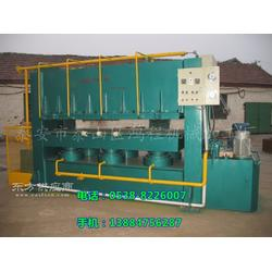 木工贴面设备 人造板贴面热压机 加厚板大吨位热压机图片