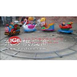 电瓶轨道小火车玩具公园赚钱儿童游乐玩具图片