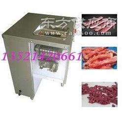 猪肉切片机家用切肉丝机专业猪肉切片机图片