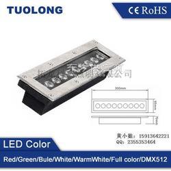 0.3米9W七彩条形台阶亮化装灯LED台阶灯图片