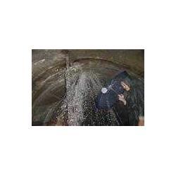 污水处理厂建筑工程渗那么简单漏补漏图片
