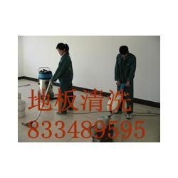 福永地板清洗-深圳龙兴清洁公司-福永地板清洗打蜡哪家好图片