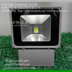 100W 泛光灯投射灯 足球场照明灯图片