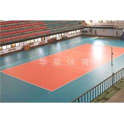 东莞篮球场排球场,菘茂体育,排球场工程图片