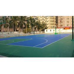 菘茂体育 篮球场设施 东莞篮球场篮球场图片