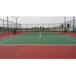 东莞篮球场塑胶跑道,菘茂体育,复合型塑胶跑道图片