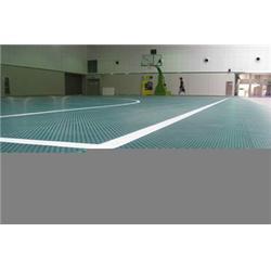 丙烯酸网球场、东莞篮球场网球场、菘茂体育图片