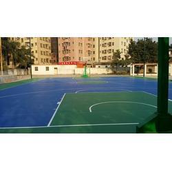菘茂体育,【弹性丙烯酸网球场】,网球场图片