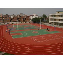 (网球场)、弹性丙烯酸网球场、菘茂体育图片