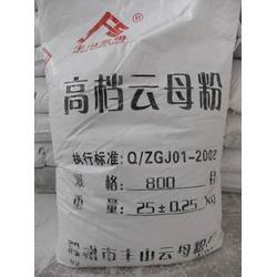 威海云母粉 橡膠領域云母粉-青島凱利森化工圖片