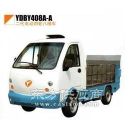 电瓶垃圾清运车 二代电动四轮八桶4000-792-793图片