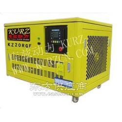 工厂直销20千瓦多燃料发电机图片