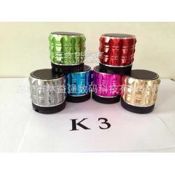 K1音箱 K2 K3蓝牙插卡迷你音箱 可旋转图片