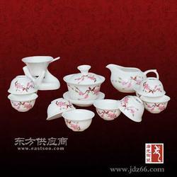手绘礼品陶瓷茶具制造厂家
