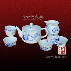 青花瓷茶具 款青花瓷茶具定制图片