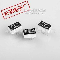 0.36英寸一位数码管 3611AH/BH3161AS/BS图片