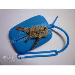 供应硅胶钥匙包硅胶零钱包图片