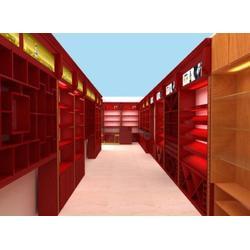 南昌珠宝展柜厂家_红太阳展览工厂(在线咨询)_吉安展柜厂家图片