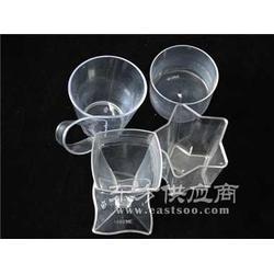 水晶航空餐具模具壁厚可达50丝的航空杯模具图片