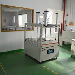 供应YS1000型压缩包装机 靠垫枕头压缩体积包装机图片