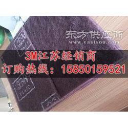 3M 7447C 尼龙百洁布 除锈布 菜瓜布图片
