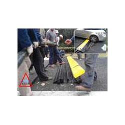 临时走线橡胶保护板图片