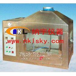 建筑材料可燃性試驗機 建筑材料可性檢測設備圖片
