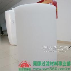 莞郦生产无尘车间专用过滤棉过滤材料优惠促销图片