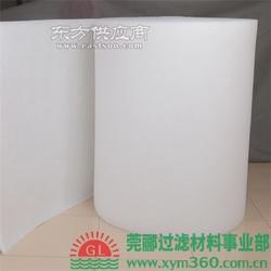 莞酈初效過濾棉用于板式過濾器,折疊板式過濾器圖片