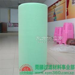 莞郦缔造聚酯纤维绿白棉图片