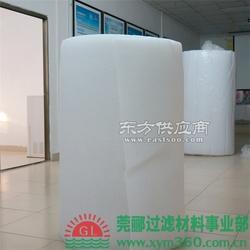 莞郦过滤棉由抗断裂的高性能合成纤维加工制成图片