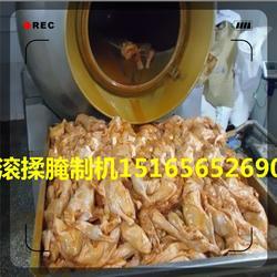 鸭肉腌制机 真空滚揉机图片