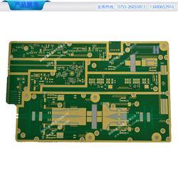 上海镀金高频板PCB 高频板 鑫成尔电子图片