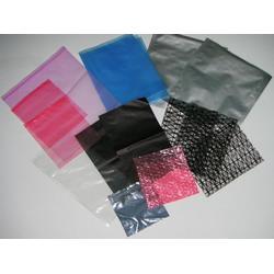 深圳网格袋 导电袋,深川包装,网格袋 导电袋生产图片