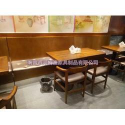 赣州快餐桌,河姆渡快餐桌椅,卡包快餐桌椅图片