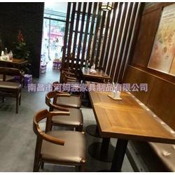 快餐桌椅餐厅、河姆渡快餐桌椅、吉水县餐桌椅图片