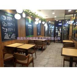 学校食堂快餐桌、永新县快餐桌、河姆渡快餐桌椅厂图片