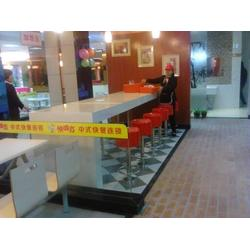 大理石快餐桌椅超低价,【大理石快餐桌】,福建卡座沙发图片