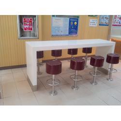 湖北吧台吧凳|吧台吧凳型号|河姆渡快餐桌椅质量标准图片