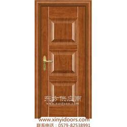 室内钢木套装门图片