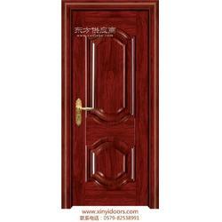 心艺钢木室内门图片